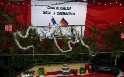 Ankündigung: Teilnahme am Marché Noël in Durtal