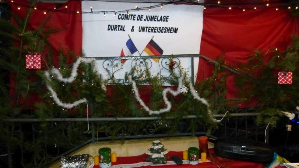 Adventsmarkt Durtal 2014