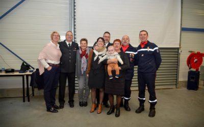 St. Barbe Wochenende bei der französischen Feuerwehr in Durtal