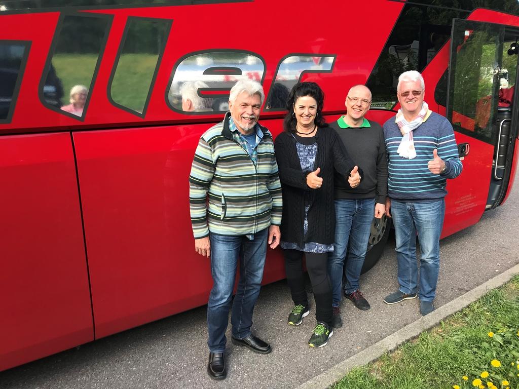 Partnerschaft Untereisesheim-Durtal, Treffen am 13. November um 19 Uhr im Feuerwehrmagazin