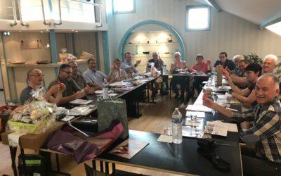 Ausschusstreffen in Reims – Oktober 2018