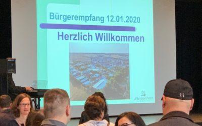 Bürgerempfang 2020