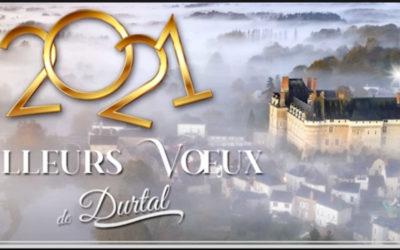 Videobotschaft aus Durtal von M. le Maire Farion
